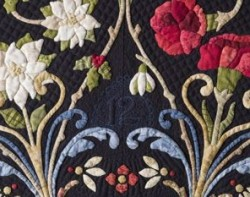 For Such a Time as This applique detail
