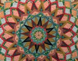 When Everyones Heart Blooms by Masako Sanada - Mandala
