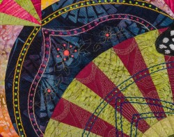 Madame Butterfly by Marilyn Badger - Detail 2 (Photo from Marilyn Badger Website)