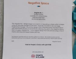 Angular No. 1 by Audrey Esarey - Sign