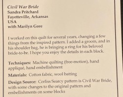 Civil War Bride by Sandra Pritchard & Marilyn Gore - Sign