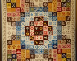 Four Seasons Mystery Quilt