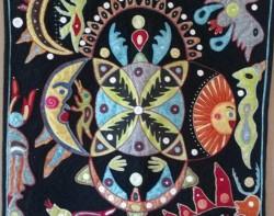 Art of the Huichol's