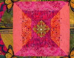 Madame Butterfly by Marilyn Badger - Detail 3 (Photo from Marilyn Badger Website)