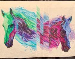 Take Dream as a Horse by Jing Chen
