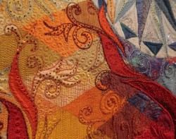 Fire and Ice by Claudia Pfeil - Detail 2