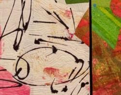 Jubilation by Ellen Lindner - Detail