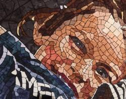Adoring Eyes by Heidi Proffetty - Detail