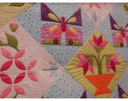 Garden Delights by Annie Smith - Detail 2