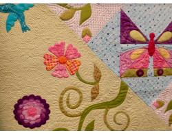 Garden Delights by Annie Smith - Detail 1