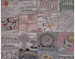 100 Days of Dice Doodles by Mel Beach - Detail 4