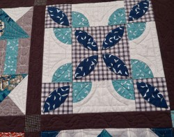 A Delicious Patchwork by Pam Raby - Detail 1