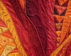 Fire and Ice by Claudia Pfeil - Detail 3