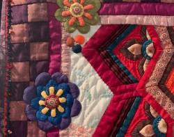 When Everyones Heart Blooms by Masako Sanada - Corner