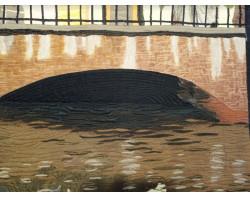 Echoes in Little Venice by Nancy Woods - Detail 1