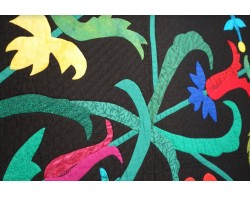 Dreaming of the Tropics by Karen Kay Buckley - Detail 2