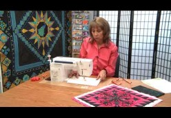 30 Tips and Tricks for Better Machine Quilting with Cindy Seitz-Krug - Tip 06 - Don't Be A Drag