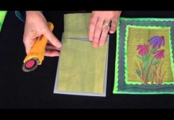 Little Fused Quilts - Prairie Flowers Part I - Decorative Blades