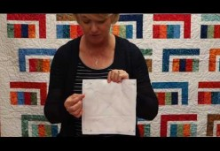 Quilt Tips, Tricks, & Techniques with Julie Cefalu - Free Motion Quilting Practice