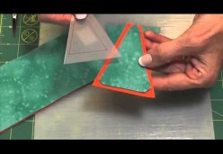 Two of Us BOM 2013 - Tip 03 - Using Tracing Paper or Vellum