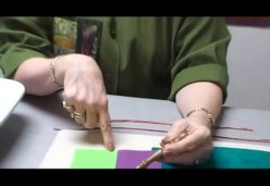 Name That Stitch with Libby Lehman - Lesson 05 - Gathering Stitch
