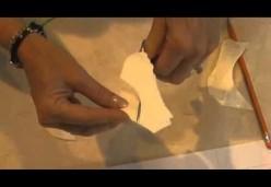 Machine and Hand Appliqué - Lesson 09 - Freezer Paper Templates