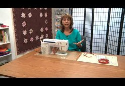 30 Tips and Tricks for Better Machine Quilting with Cindy Seitz-Krug - Tip 01 - Set Up For Success