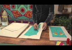 Sedona Star BOM 2012 - Month 02 - Printing Appliqué Shapes