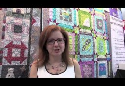 Karen Gloeggler Interview - 10 Questions with a Celebrity Quilter