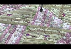 Longarm Quilting - Lesson 09 - Feathered Wreath