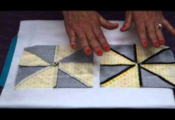 Quilt Tips, Tricks, & Techniques with Julie Cefalu - Pressing Decisions