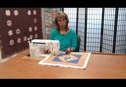 30 Tips and Tricks for Better Machine Quilting with Cindy Seitz-Krug - Tip 03 - Look Ahead