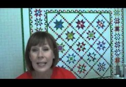 Quilt Piecing 101 - Lesson 01 - Let's Get Started!