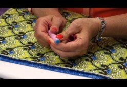 Quilt Tips, Tricks, & Techniques with Julie Cefalu - Binding 03 - Machine Binding
