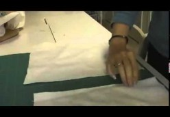 Hand Quilting - Lesson 07 - Batting Leftovers