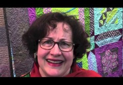 Anita Grossman Solomon Interview - 10 Questions with a Celebrity Quilter