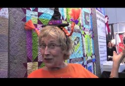 Eleanor Burns Interview - 10 Questions with a Celebrity Quilter