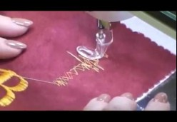Name That Stitch with Libby Lehman - Lesson 03 - Free-Motion Zig Zag Stitch