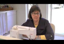 Contemporary Quilt Sampler with Laura Nownes - Resource Guide 05 - Sewing Machines