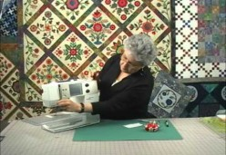 Sharon Pederson - Lesson 10 - What Needle Do You Have in Your Machine?