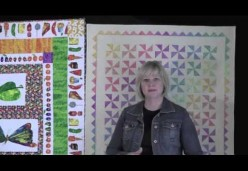 Quilting Design - Lesson 03 - Use of the Quilt