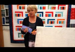 Quilt Tips, Tricks, & Techniques with Julie Cefalu - Quick Half-Square Triangles