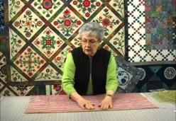 Sharon Pederson - Lesson 1 - Straight of Grain