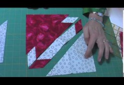 Hunter's Star - Lesson 06 - Piecing the Block