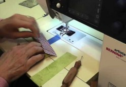 Margo Clabo's Classroom - Tip 09 - Testing for Quarter Inch Seam Accuracy