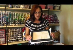 How to Create a Contemporary Batik - Lesson 02 - Resist