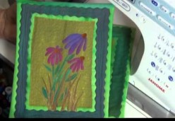 Little Fused Quilts - Prairie Flowers Part III - Finishing Touches