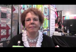 Melody Crust Interview - 10 Questions with a Celebrity Quilter