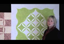 Quilting Design - Lesson 04 - Quilting to Enhance