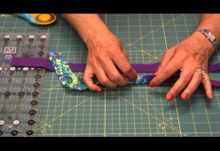 Quilt Tips, Tricks, & Techniques with Julie Cefalu - Binding 01 - Preparation